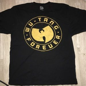 Other - WuTang Forever T Shirt XL